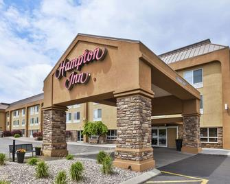 Hampton Inn Idaho Falls At The Mall, ID - Idaho Falls - Building