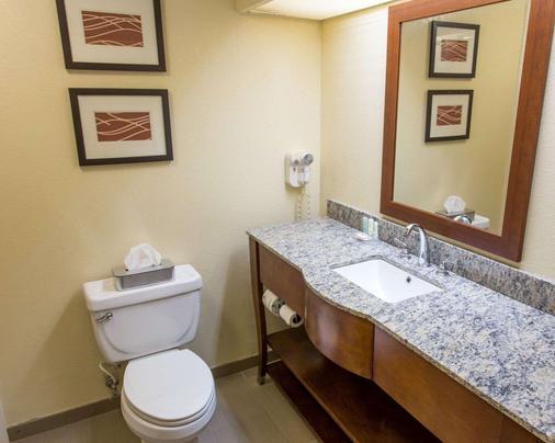 Comfort Inn Hammond - Hammond - Bathroom