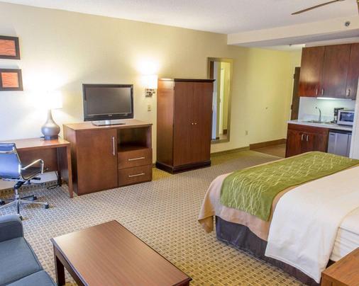 Comfort Inn Hammond - Hammond - Bedroom