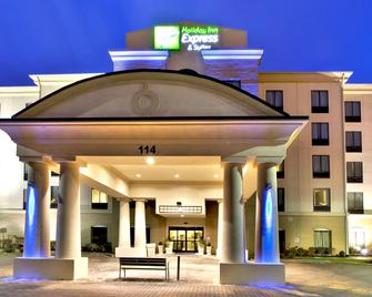 Holiday Inn Express & Suites Oak Ridge - Oak Ridge - Gebäude