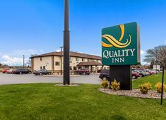 Quality Inn - Sheboygan - Rakennus