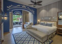 Taj Exotica Resort & Spa, Goa - Benaulim - Bedroom