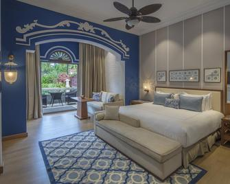 Taj Exotica Resort & Spa, Goa - Benaulim - Slaapkamer