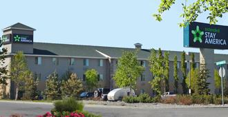 Extended Stay America - Anchorage - Midtown - Anchorage - Building