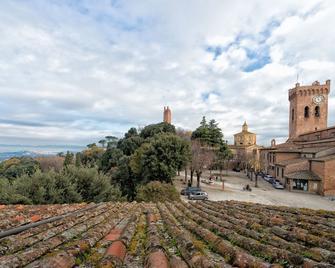 Hotel Miravalle - San Miniato - Venkovní prostory