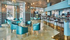 Hotel Silken Reino de Aragón - Zaragoza - Bar
