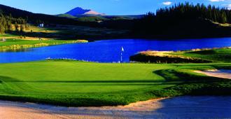 Keystone Lodge & Spa By Keystone Resort - Keystone - Golf course