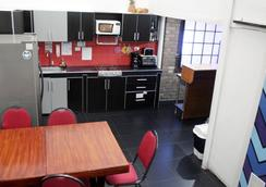 La Niña - Hostel - Bogotá - Phòng bếp