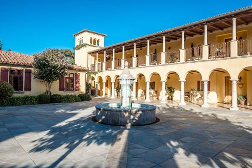 Calipaso Winery - Paso Robles - Rakennus