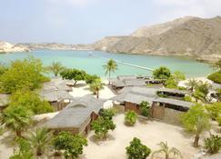 Muscat Hills Resort - Muscat - Outdoor view