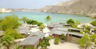 Muscat Hills Resort - מוסקט - נוף חיצוני