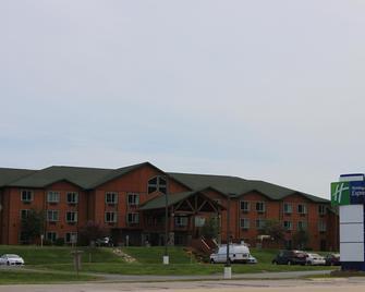 Holiday Inn Express Munising-Lakeview - Munising - Gebäude