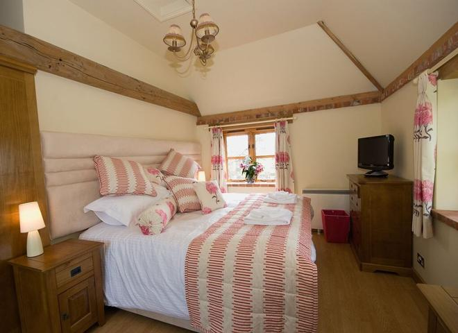 Frasers At Coldharbour Farm - Ashford - Schlafzimmer