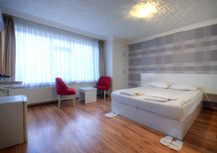 Hotel Abro Necatibey - Ankara - Bedroom