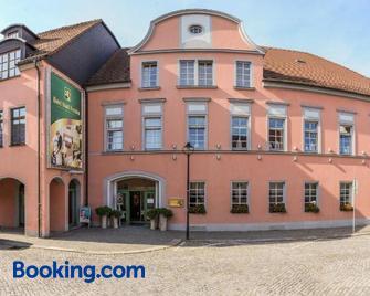 Hotel Stadt Dresden - Kamenz - Building