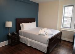 Long Beach Hotel - Лонг-Бич - Спальня