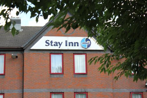 Stay Inn Hotel Manchester - Salford - Outdoor view