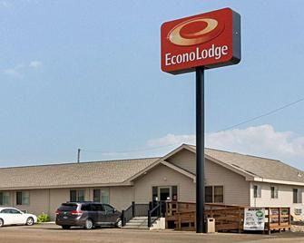 Econo Lodge Jamestown - Jamestown - Building