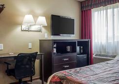 Econo Lodge Jamestown - Jamestown - Schlafzimmer