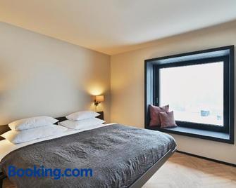 W52 Apartments - Warth (Vorarlberg) - Slaapkamer