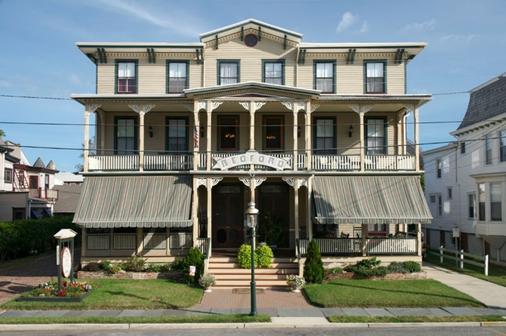Bedford Inn - Ngọn hải đăng Cape May - Toà nhà