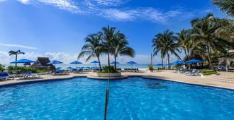The Reef Playacar Beach Resort - Playa del Carmen - Pool