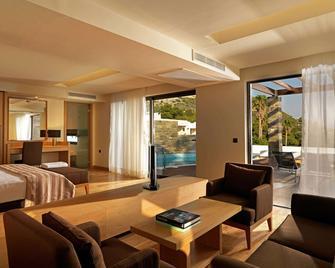 Wyndham Loutraki Poseidon Resort - Loutraki - Stue