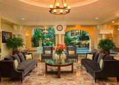 Four Points by Sheraton Suites Tampa Airport Westshore - Тампа - Лаунж