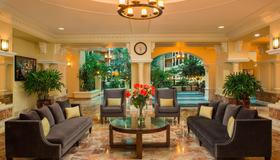 Four Points by Sheraton Suites Tampa Airport Westshore - Tampa - Lounge