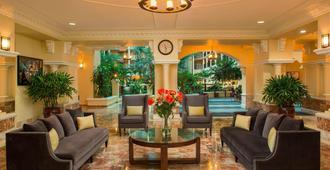 西岸坦帕機場喜來登套房酒店 - 坦帕 - 坦帕 - 休閒室