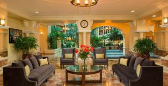 Four Points by Sheraton Suites Tampa Airport Westshore - טמפה - טרקלין