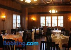 Hotel Molina Real - Molinaseca - Restaurant