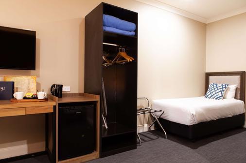 Nightcap at Archer Hotel - Nowra - Bedroom