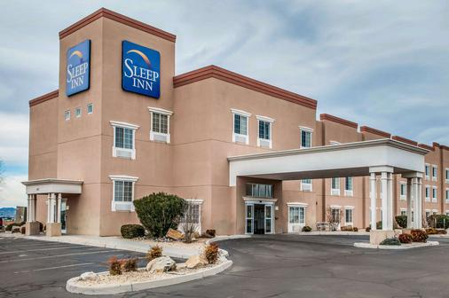 Sleep Inn University - Las Cruces - Building