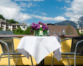 Hotel Schrofenstein - Landeck - Buiten zicht
