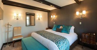 Heartland Hotel Cotswold - כרייסטצ'רץ' - חדר שינה