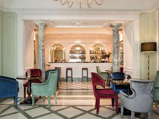 Grand Hotel Santa Lucia - Naples - Bar