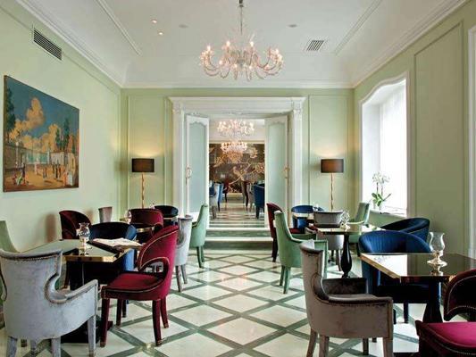 聖塔露西亞大酒店 - 那不勒斯 - 那不勒斯 - 大廳