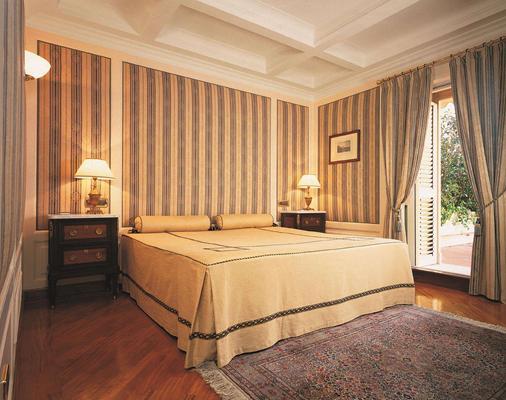 Grand Hotel Santa Lucia - Naples - Bedroom