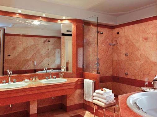 Grand Hotel Santa Lucia - Naples - Bathroom