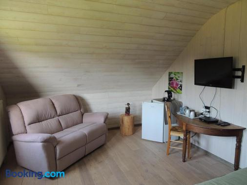 Auberge 'La Fourchette Paysanne' - Dochamps - Living room