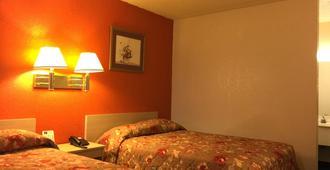 Qc Stay Inn - Moline - Bedroom