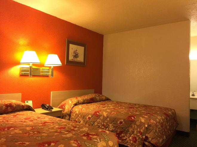 QC Stay Inn - Moline - Makuuhuone