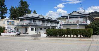 Sunny Beach Motel - Penticton - Κτίριο