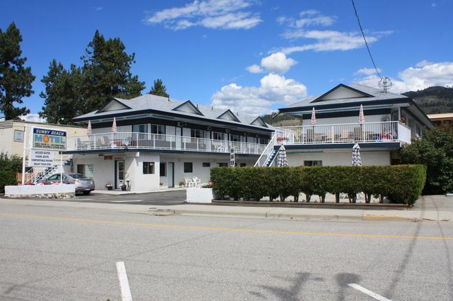 Sunny Beach Motel - Penticton - Building