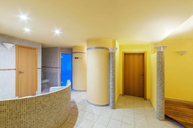 布拉格 NH 酒店 - 布拉格 - 布拉格 - 游泳池