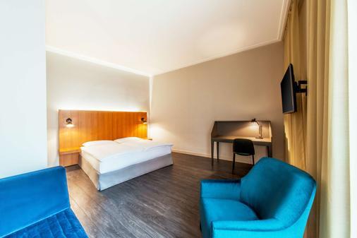 NH Prague City - Prague - Bedroom