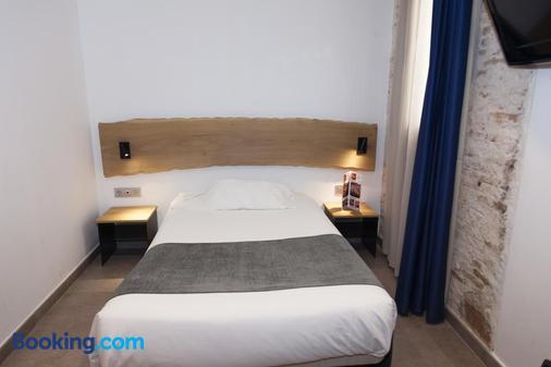 Hostal Paris - Barcelona - Bedroom