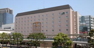 Jr-East Hotel Mets Kawasaki - Kawasaki - Rakennus