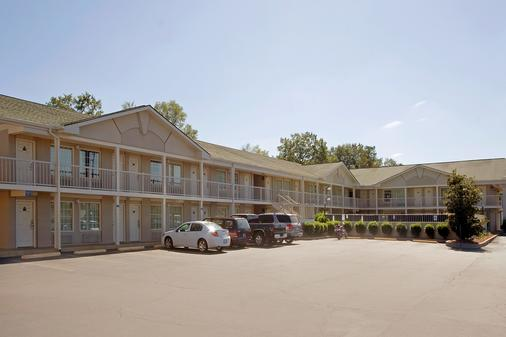 Americas Best Value Inn Tuscaloosa - Tuscaloosa - Bâtiment